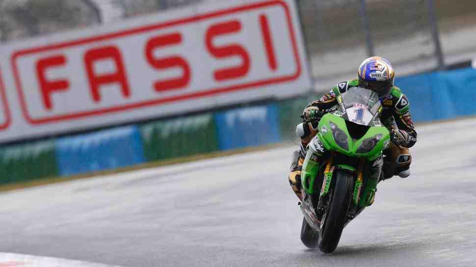 WSS: Решающую гонку за титулом в Magny-Cours Софуглу начнет с поул-позиции