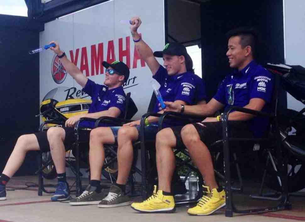 Yamaha Factory Racing на поул-позиции в Suzuka 8 Hours