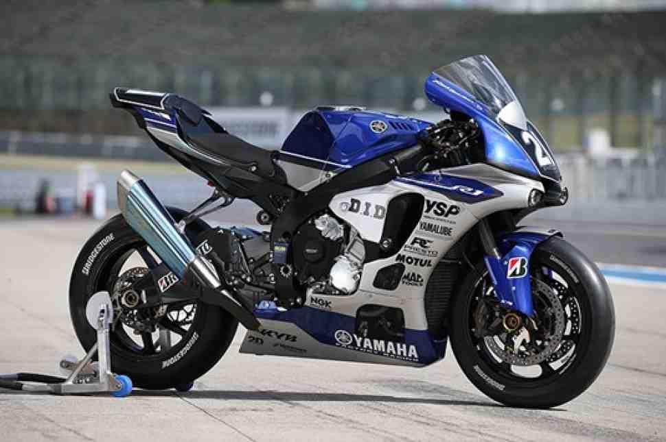 Yamaha Racing: Все за победу в Suzuka 8 Hours!