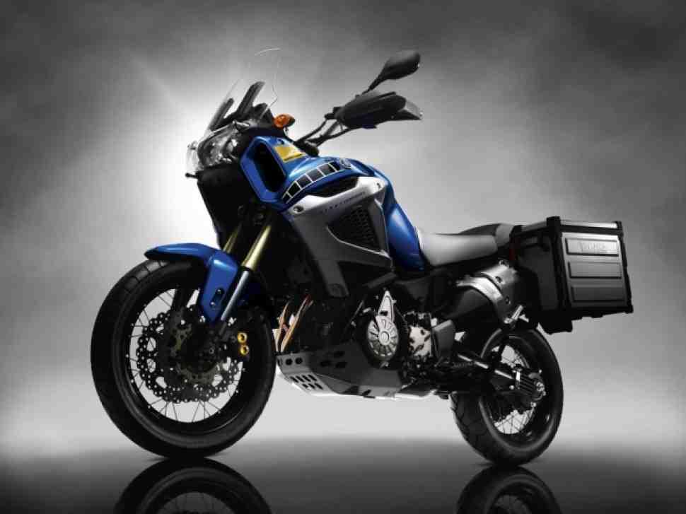 Yamaha Super Tenere XT1200Z (2010) - возвращение! (фото)