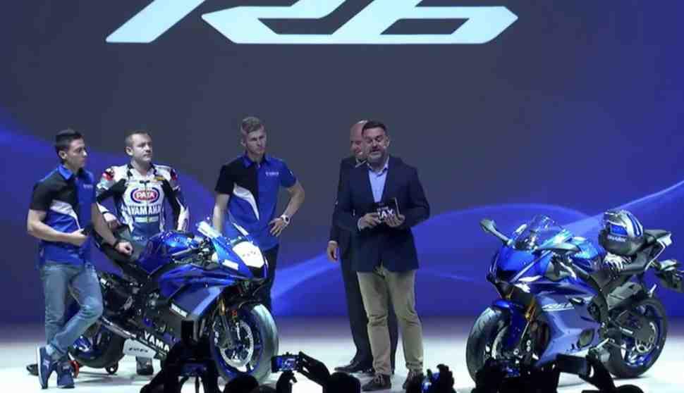 Yamaha возвращается в WorldSSP сразу двумя заводскими командами