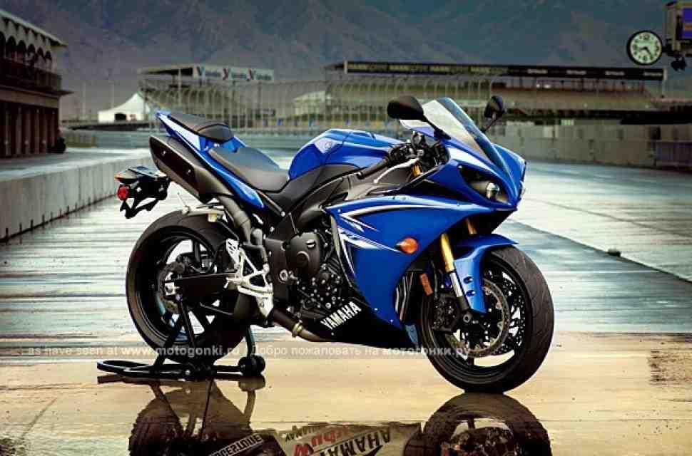 Yamaha YZF-R1 (2009) - видео-блог тест-пилота