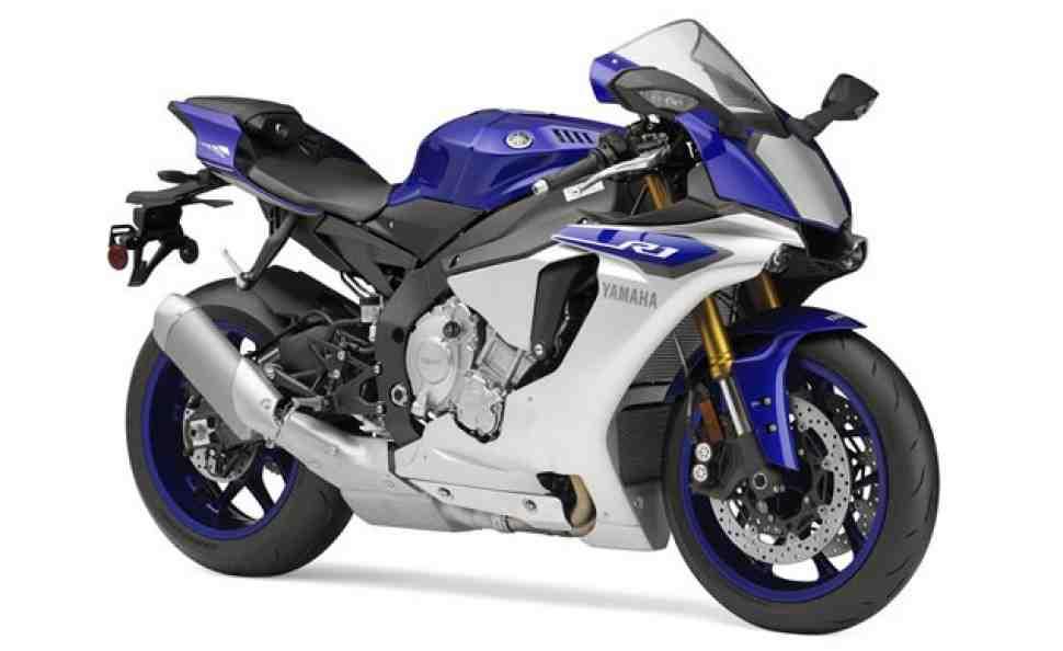 Yamaha YZF-R1S - облегченная версия R1M для американского рынка
