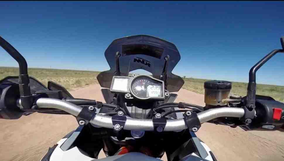 Зачем KTM 1190 Adventure 150 л.с.? Конечно, для off-road!