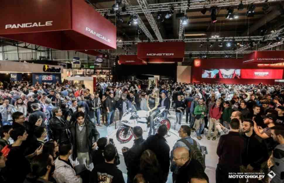 Завод Ducati установил рекорд всех времен, продав 50000 мотоциклов