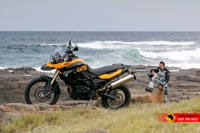 BMW F 800 GS - TESTED BY MOTOGONKI.RU! 1444x963